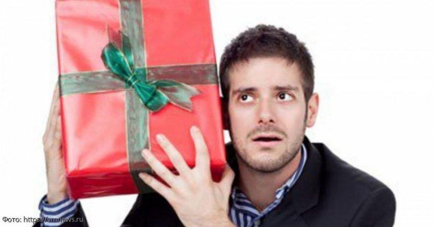 Пять худших подарков для мужчины на 23 февраля
