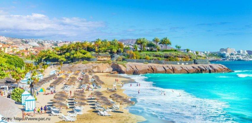 Коста-Адехе - новый комфортабельный курорт на Тенерифе