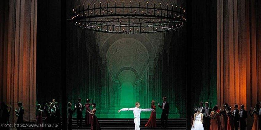 Объявлена программа XIX Международного фестиваля балета «Мариинский»