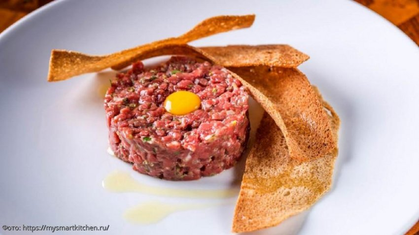 Тартар из говядины: мясной деликатес для настоящих гурманов
