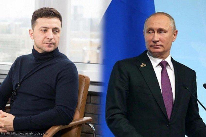 Апрельская встреча России и Украины в нормандском формате оказалась под угрозой срыва