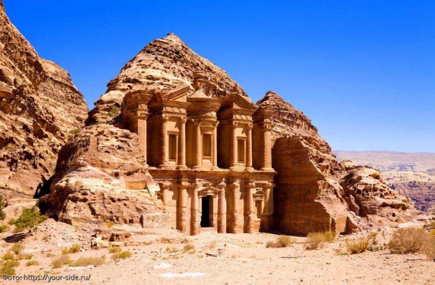 Туриста из Италии убило камнем в Иордании