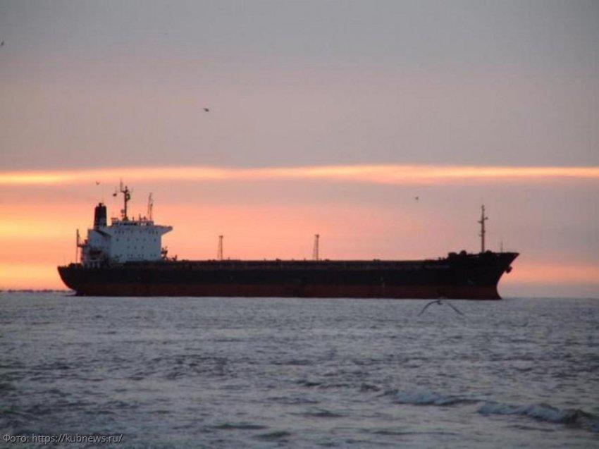 Капитан судна оштрафован за нарушение режима Госграницы РФ
