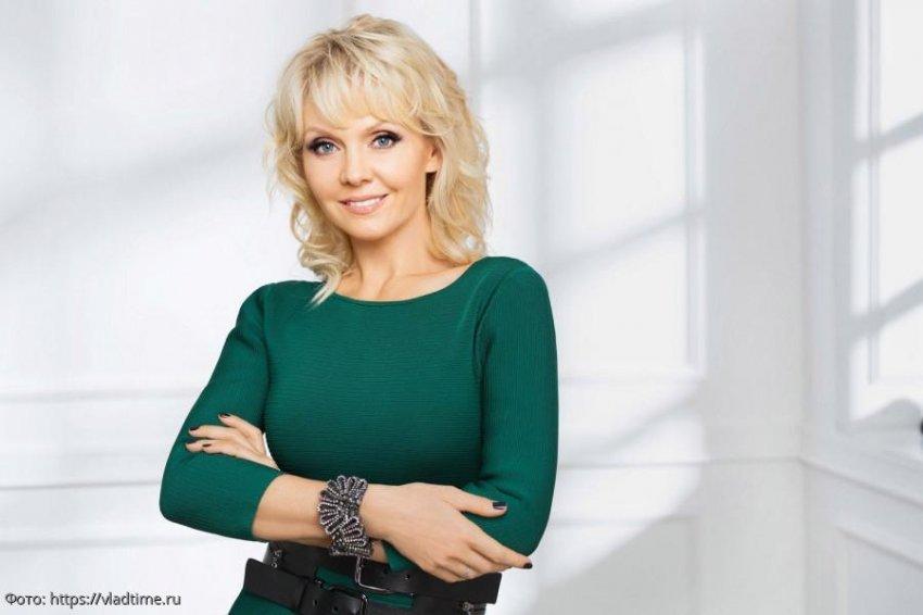 Певица Валерия возглавит новую политическую партию «Сильные женщины»