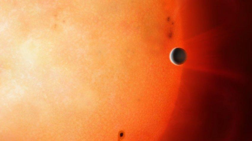 Обнаружена планета, на которой год длится 18 часов