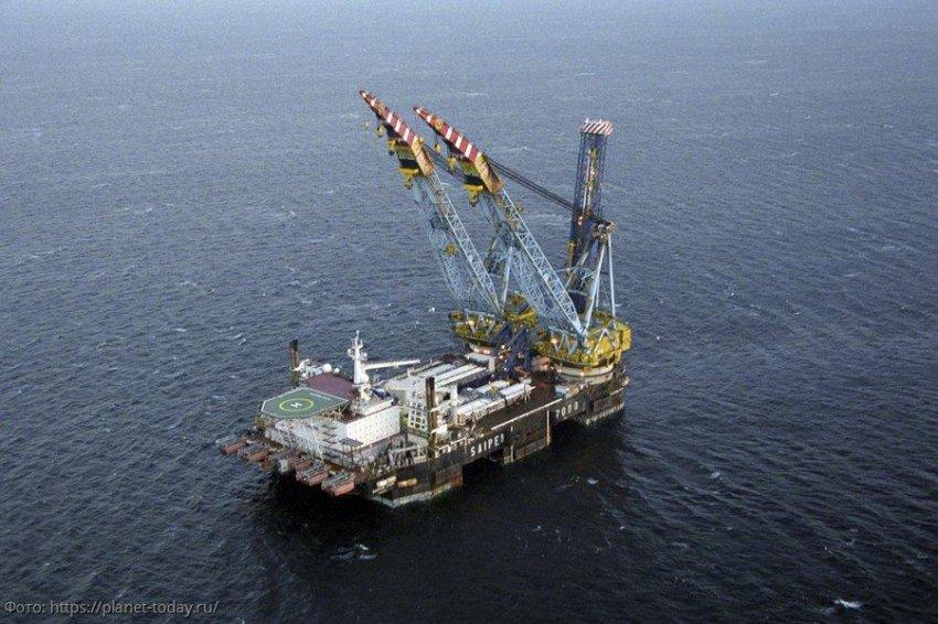«Академик Черский»: когда судно доберется до «Северного потока-2»