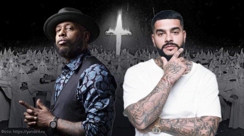 Американский рэпер Талиб Квели Грин обвинил Тимати в плагиате