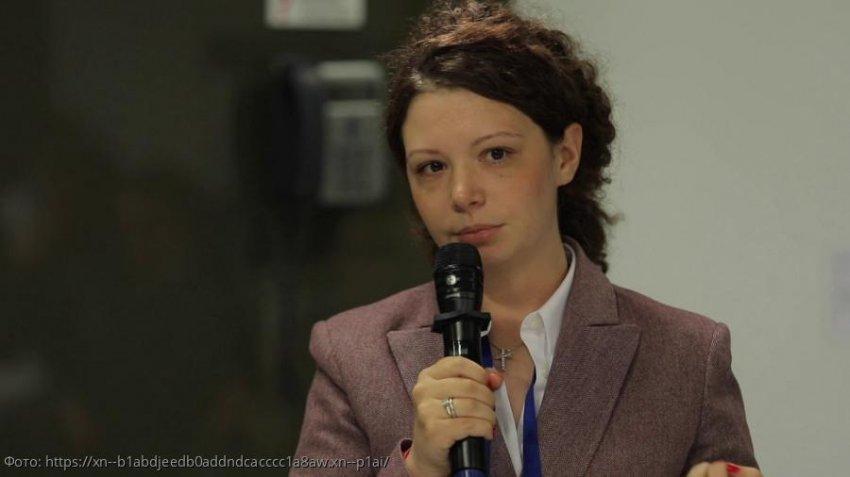 Александра Глазкова будет отстаивать интересы молодых ученых на федеральном уровне