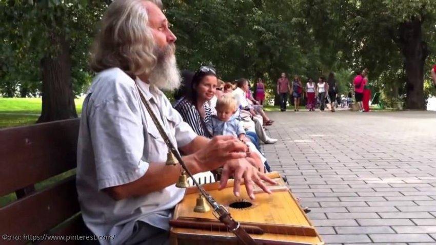 Первый концерт-встреча гусляров и любителей гуслей в Музее русских гуслей и китайского гуциня