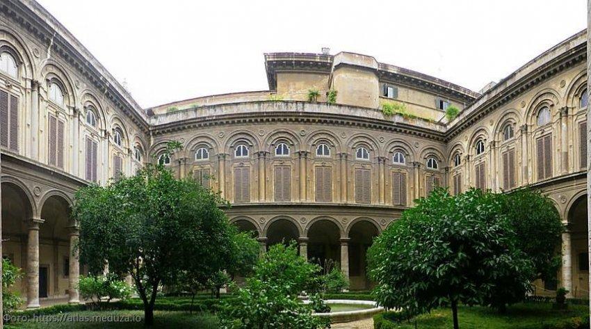 Дворец Дориа-Памфили в Риме - наследство старинного аристократического рода