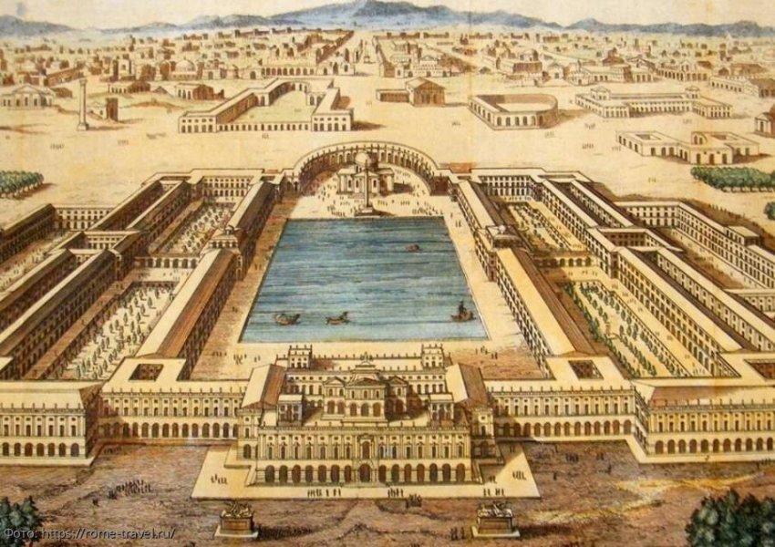 Золотой Дом Нерона – древнеримский символ эгоизма и роскоши