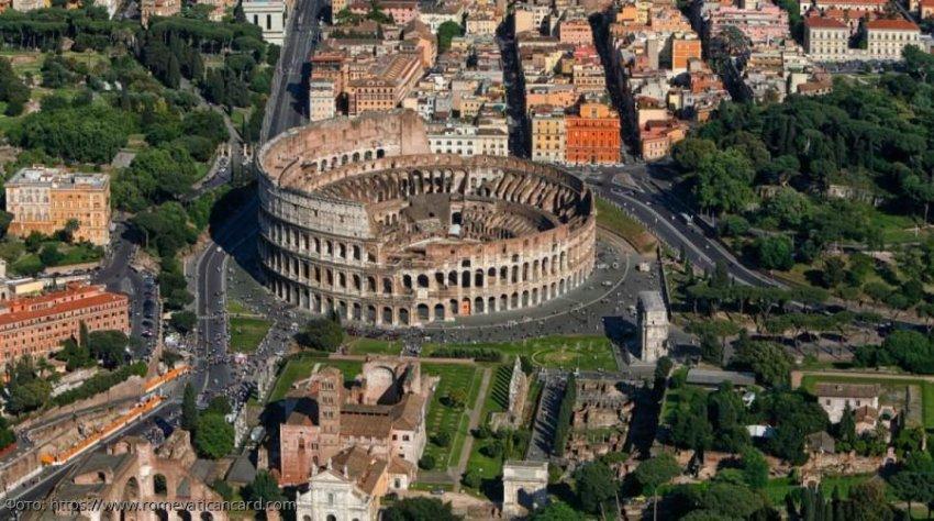 Палатин в Риме – место для любителей истории и красивых легенд