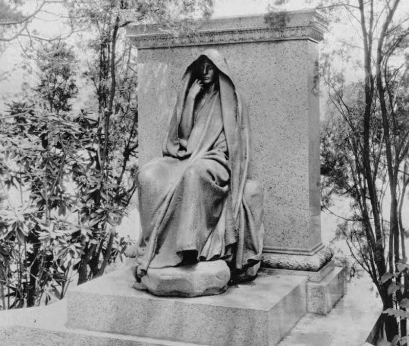 Черный Эгги: Статуя, которая убивает