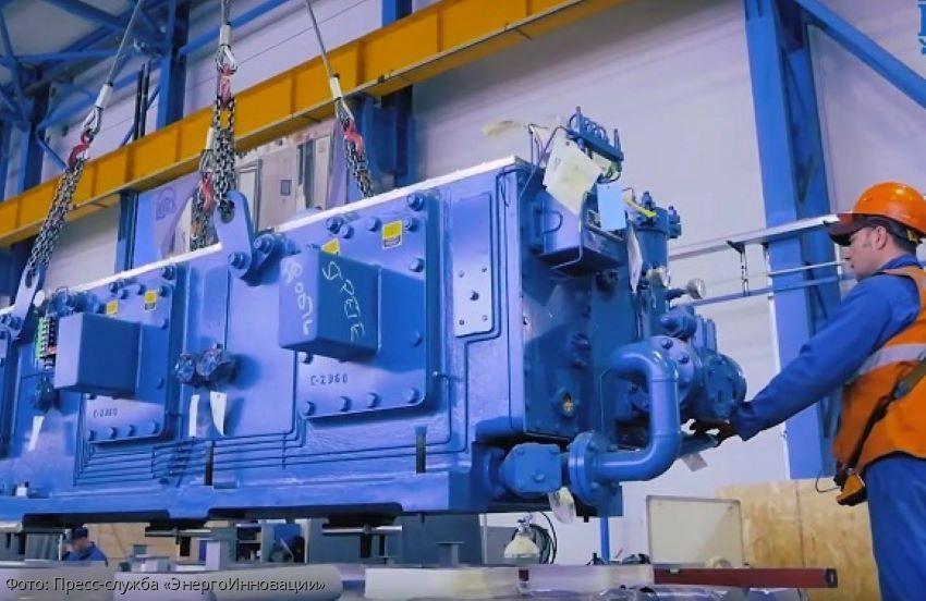 ИНГК поставило очередную партию компрессоров для Восточно-Сибирской нефтегазовой компании