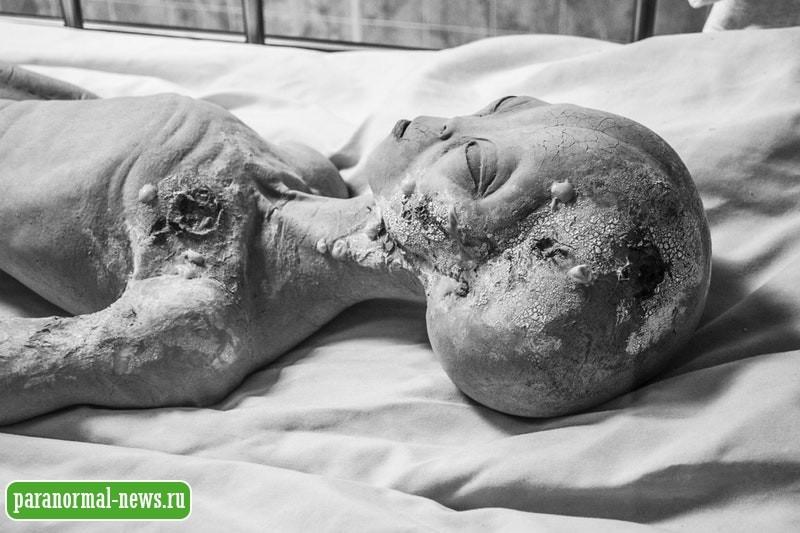 Загадка забытого крушения НЛО с погибшим экипажем в Кейп-Жирардо
