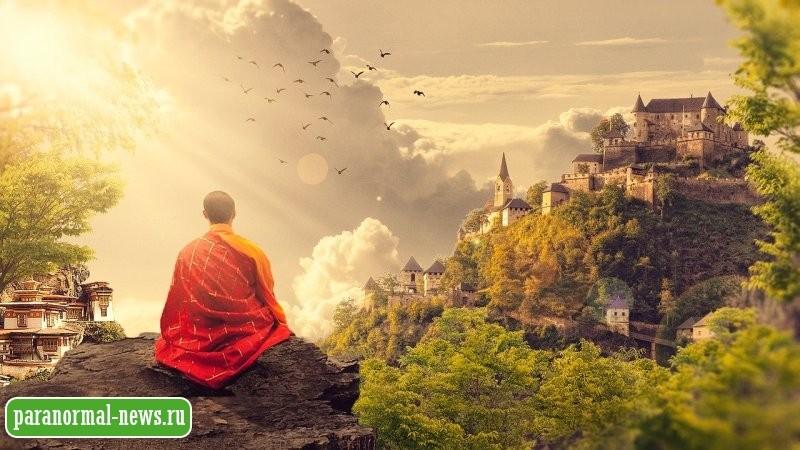 Медитация замедлила старение мозга буддийского монаха