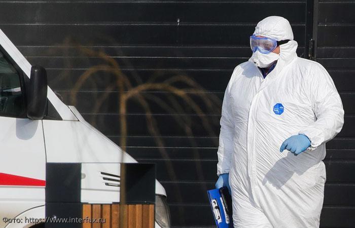 Коронавирус: ситуация в России на сегодняшний момент