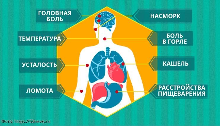 ВОЗ назвала два главных симптома коронавируса