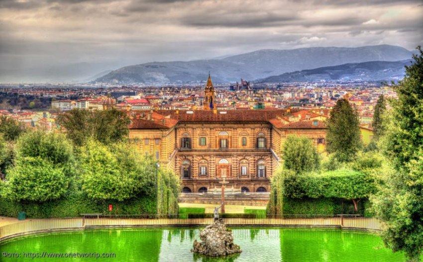 Сады Боболи – прародители Версаля