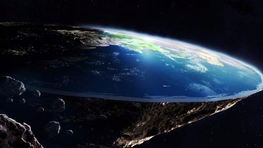 В Бразилии миллионы людей верят в то, что Земля плоская