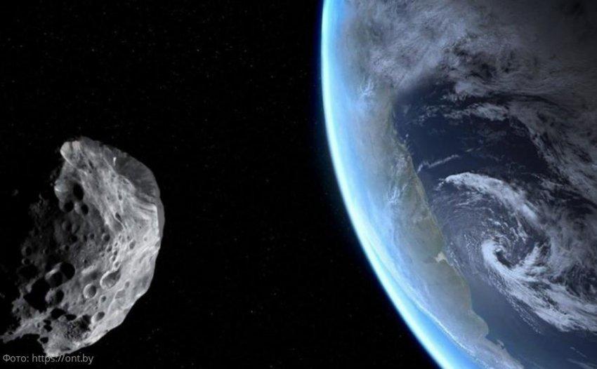 В апреле с Землей сблизится крупный и опасный астероид