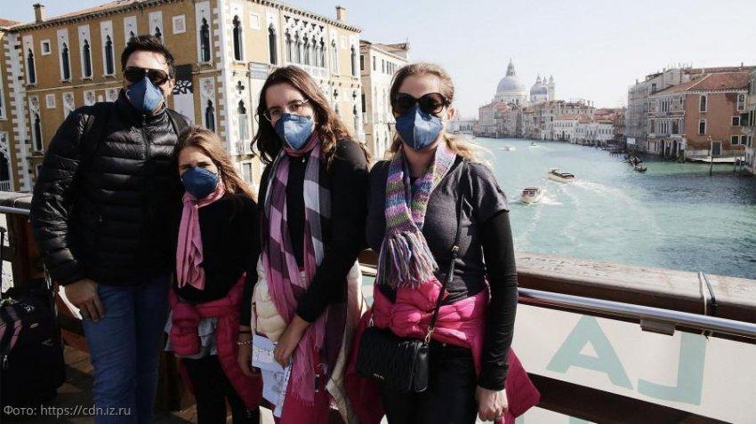 В Европе осталась лишь одна страна без коронавируса