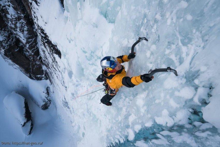 Родился в рубашке: альпинист выжил после падения с высоты 180 метров