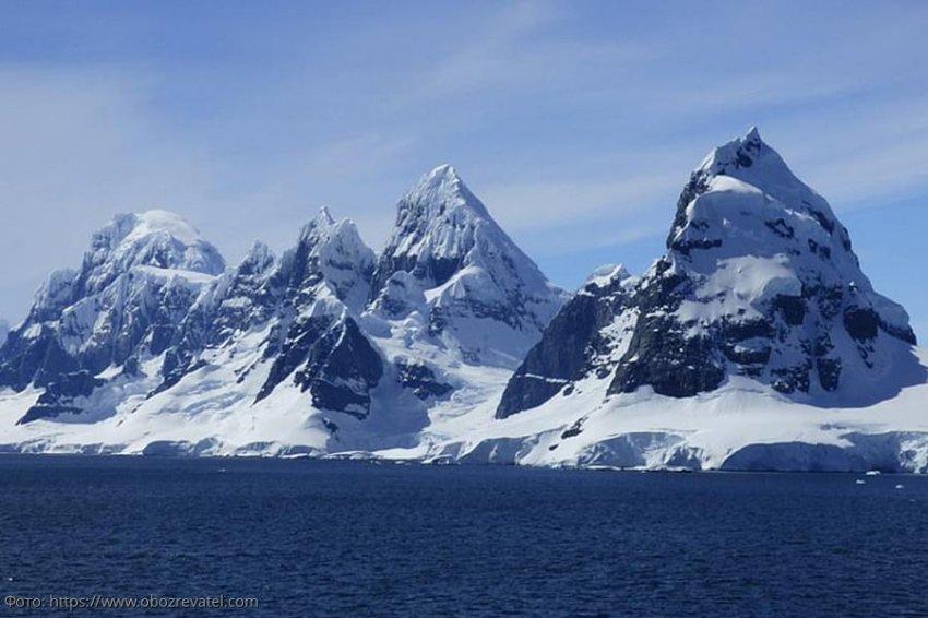 Таяние ледников Антарктиды и Гренландии ускорилось в шесть раз