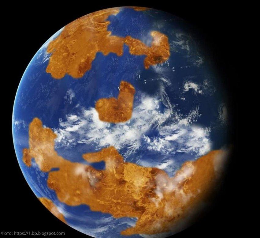 На Венере была жизнь миллиард лет назад. Ученые рассказали, что с ней случилось, и куда она пропала