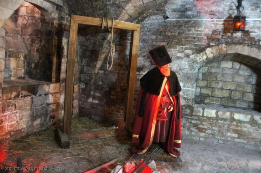 Малюта Скуратов: личный палач Ивана Грозного