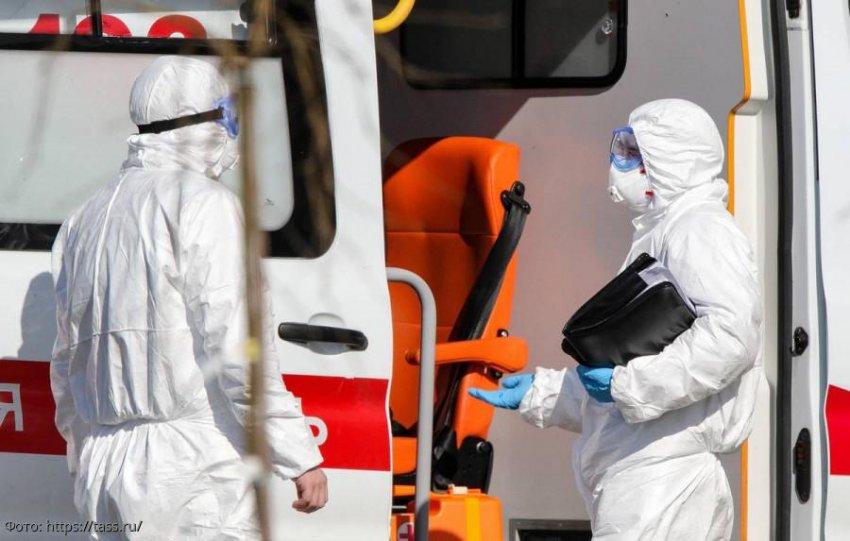 В Архангельске выявлен первый случай коронавируса