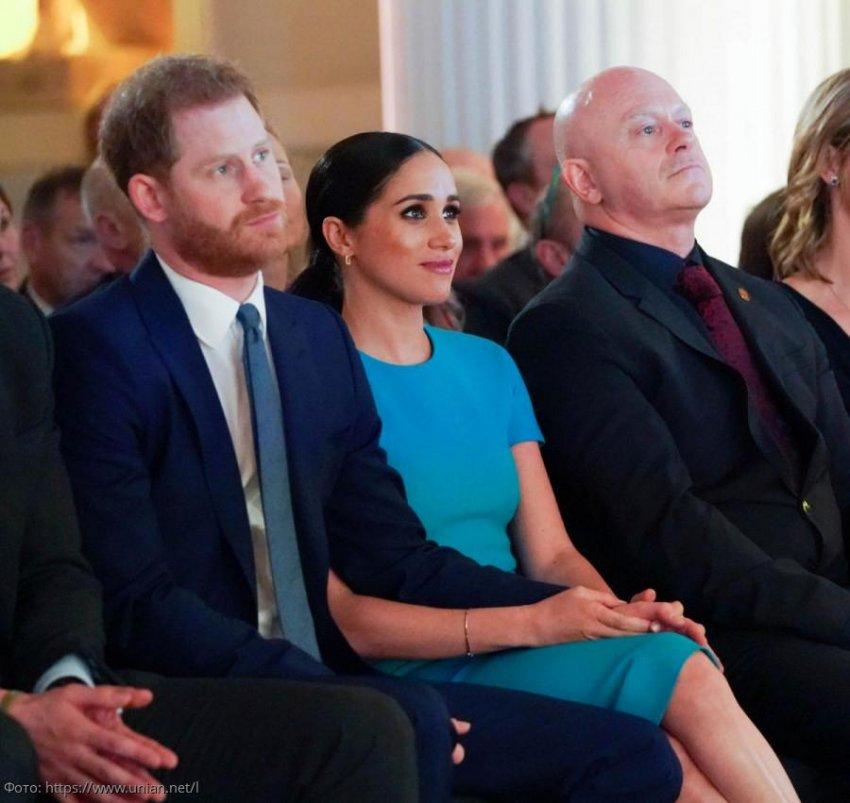 Меган Маркл и принц Гарри сделали заявление о коронавирусе