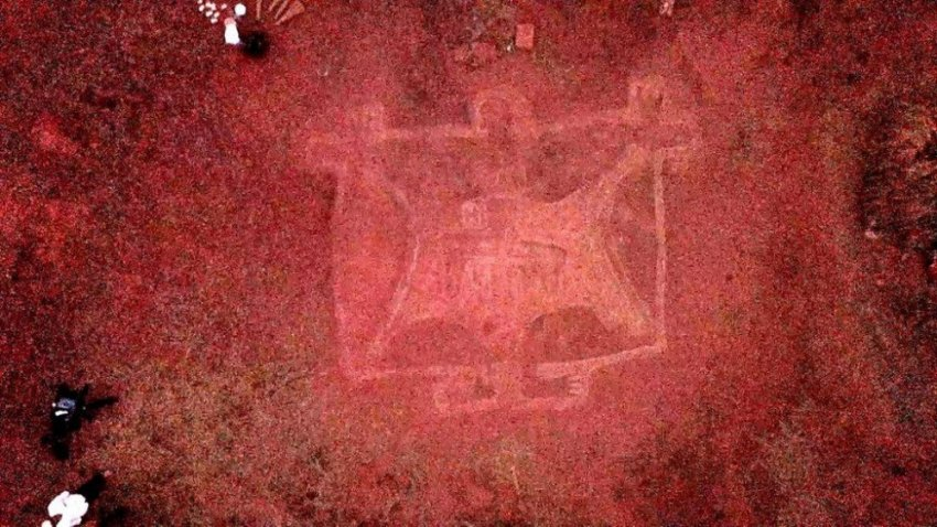 Останки неизвестной цивилизации обнаружены в Индии