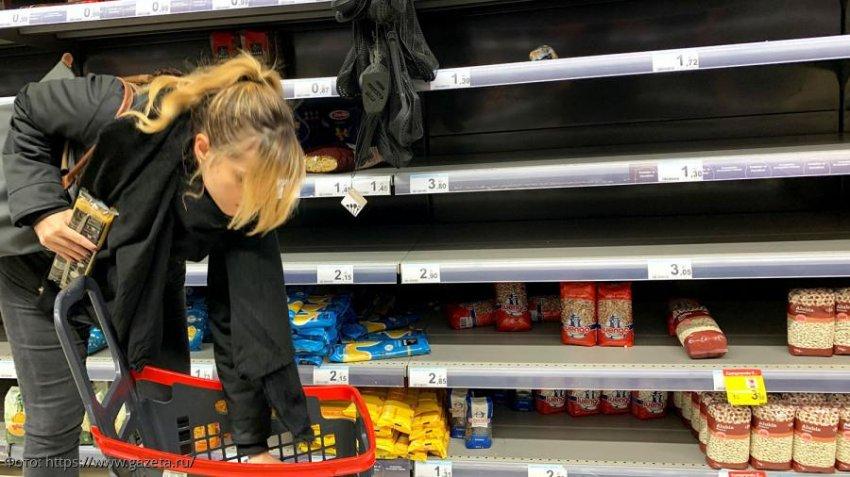 Коронавирус: приближается критическая точка для британской продовольственной политики и планирования