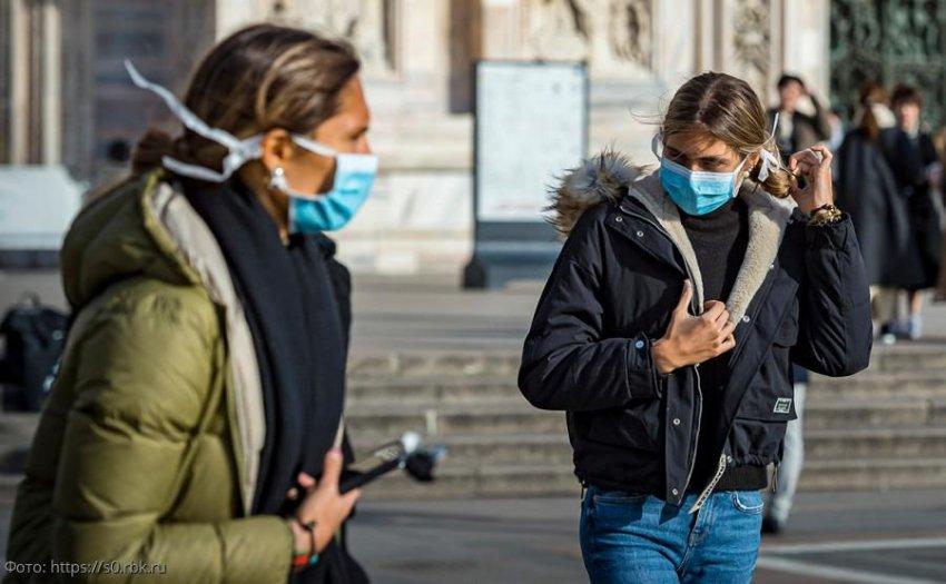 Коронавирус: ситуация в Италии