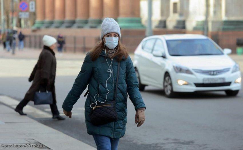 Коронавирус: ситуация в Санкт-Петербурге