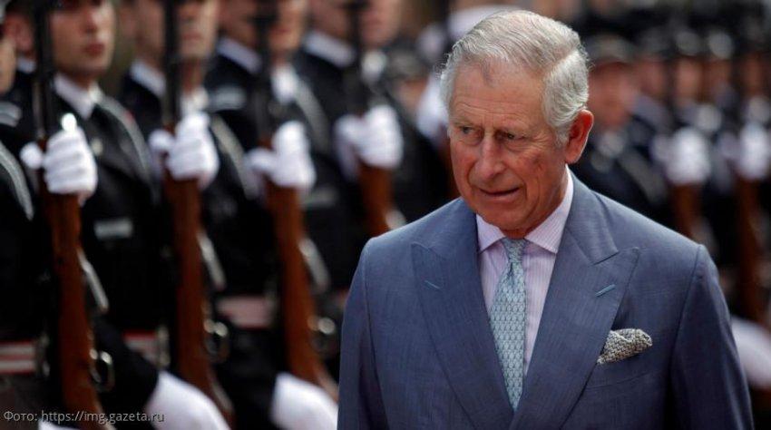 71-летний принц Чарльз заразился коронавирусом