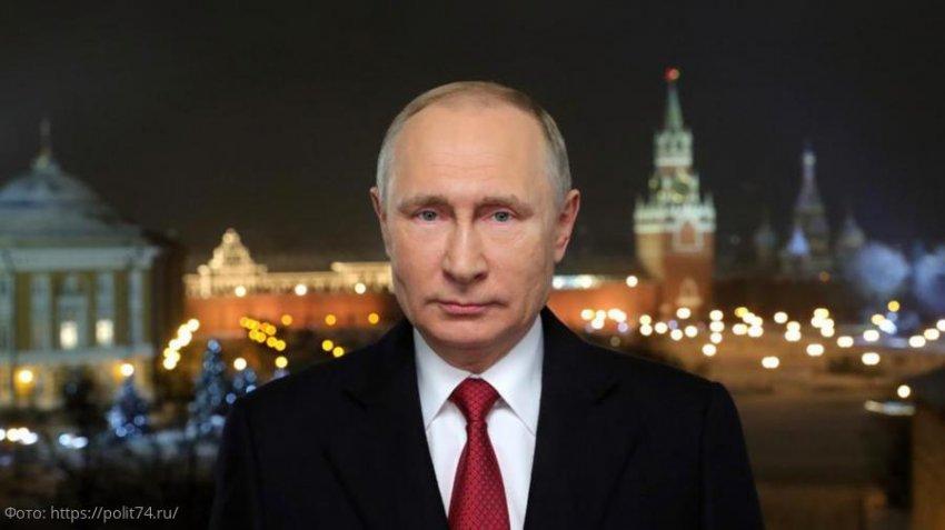 Путин выступил с экстренным обращением к россиянам