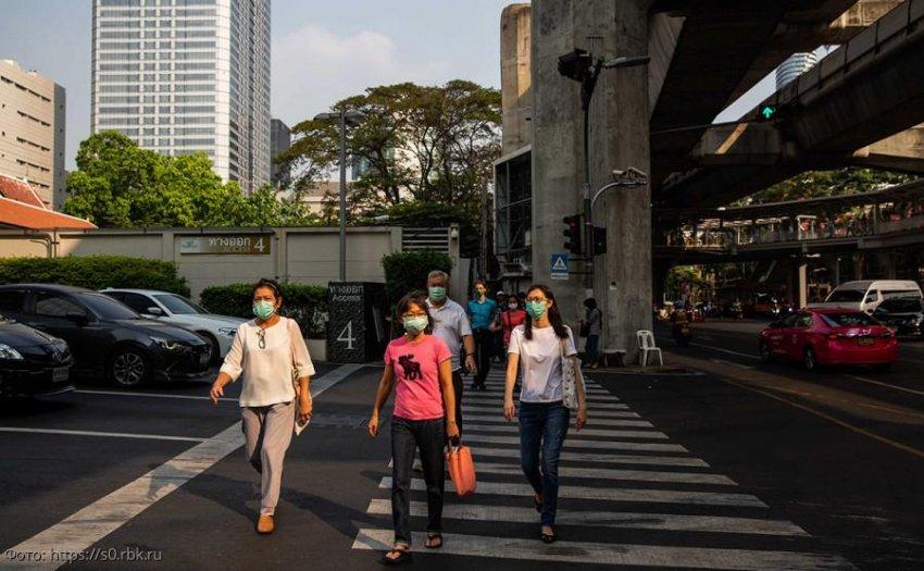Таиланд с 26 марта вводит чрезвычайное положение