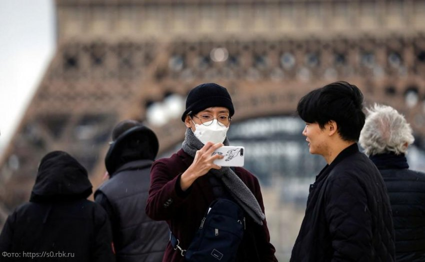 Во Франции за сутки от коронавируса умер 231 человек