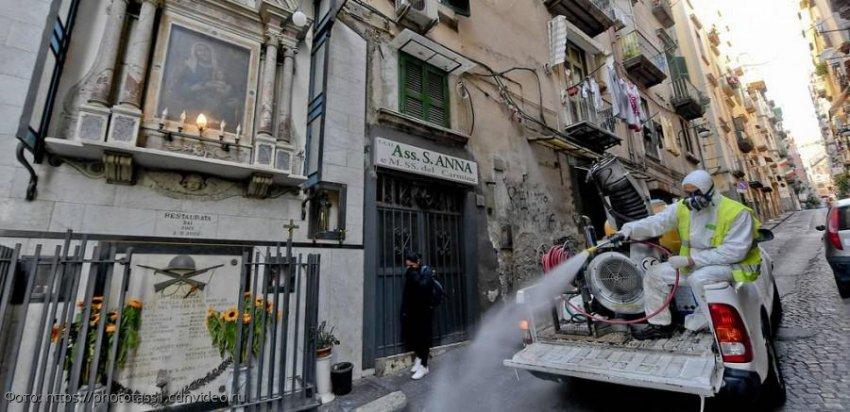 Названа причина высокой смертности в Италии от коронавируса