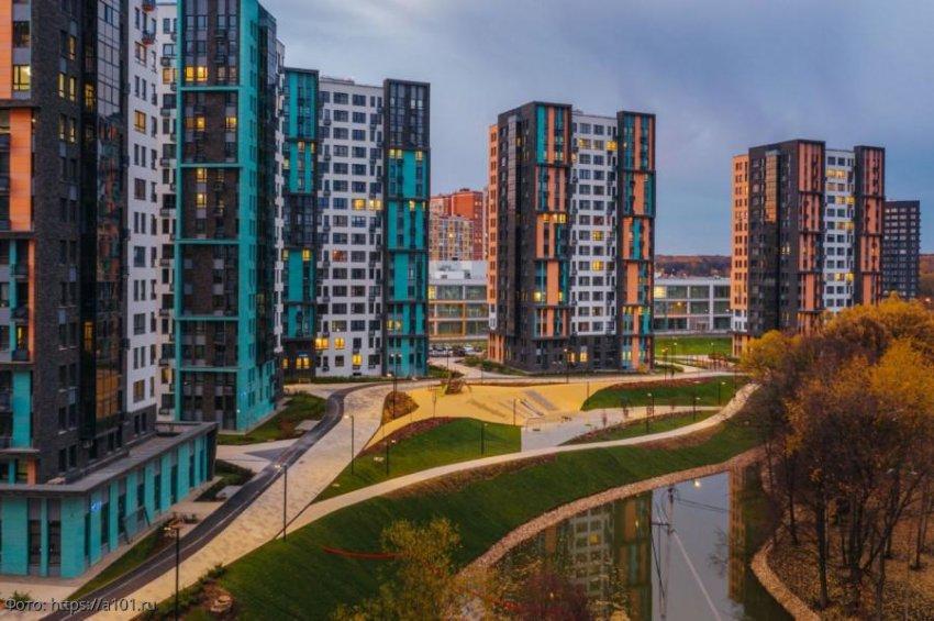 Новая Москва - отличное место для жизни