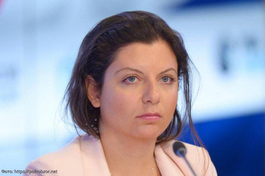 Маргарита Симоньян потеряла ребёнка