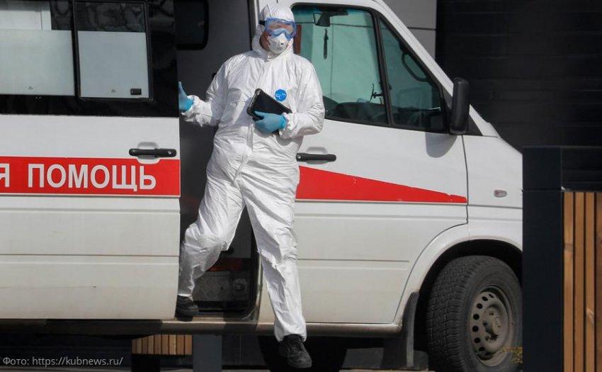 Коронавирус в России: более тысячи человек заразились, трое умерли