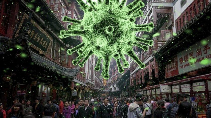 Профессор: один больной коронавирусом может заразить 59 тысяч людей