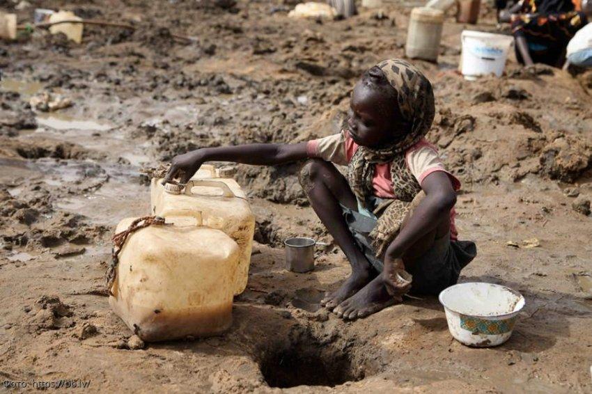 Коронавирус: что может означать более частое мытье рук в странах с нехваткой воды