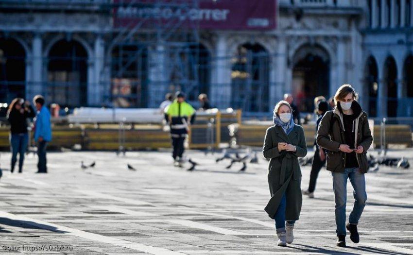 По мнению ВОЗ, ситуация в Италии, возможно, начала стабилизироваться