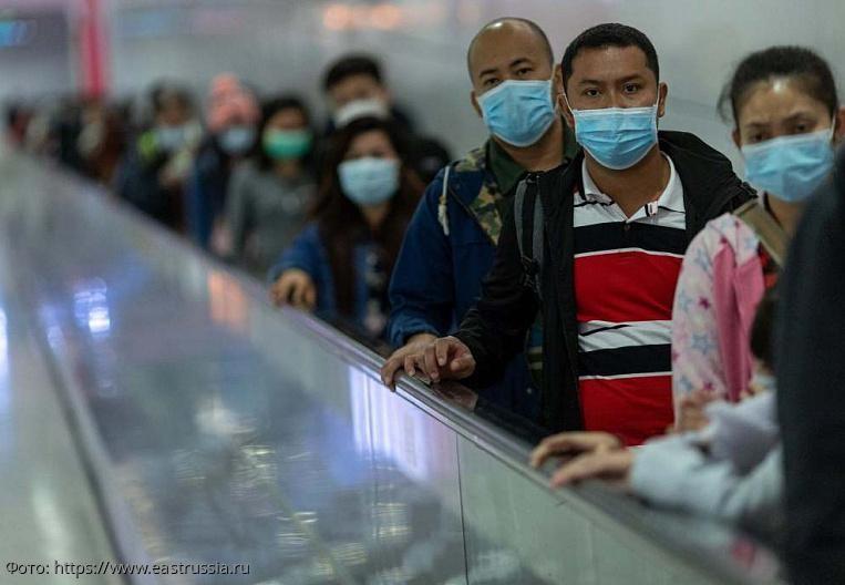 Вирусолог объяснил зарождение новых инфекций в Китае