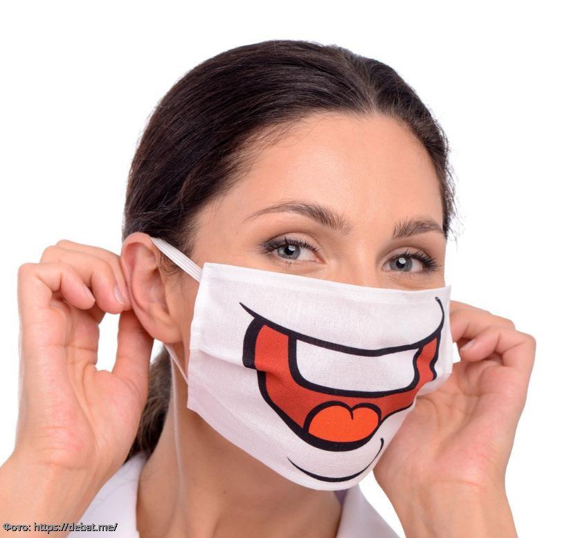 Пошаговая инструкция, как из марли сделать маску для лица своими руками