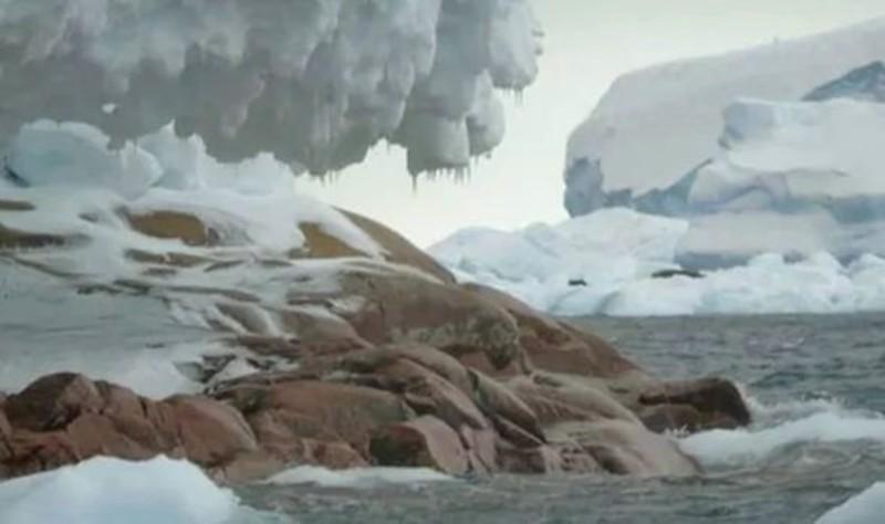 Возле Южного полюса обнаружили ранее неизвестный остров